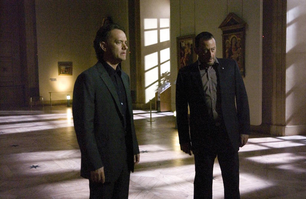 What A Scene From The Da Vinci Code Taught Me About IT Security