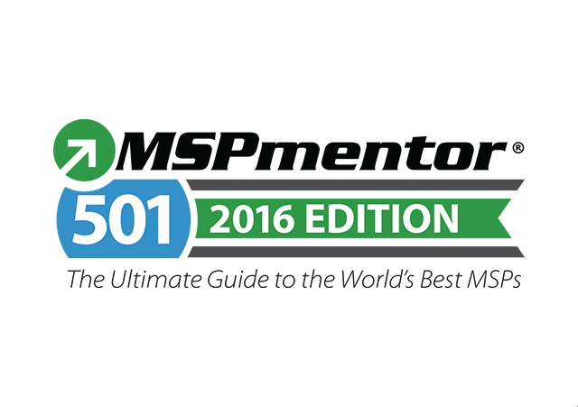 Chelsea Technologies Ranked Among Top 501 Managed Service Providers by Penton Technology's MSPmentor